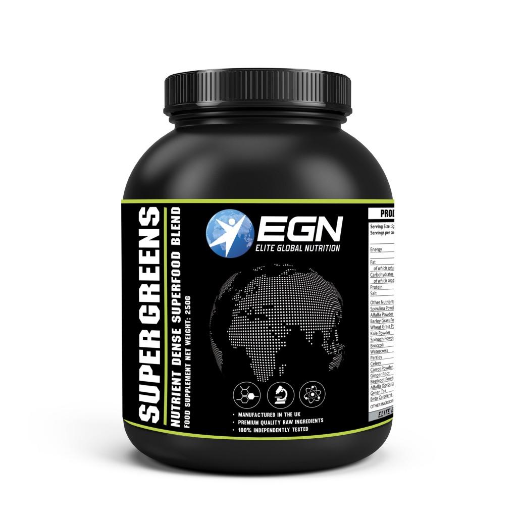EGN Super Greens 250g