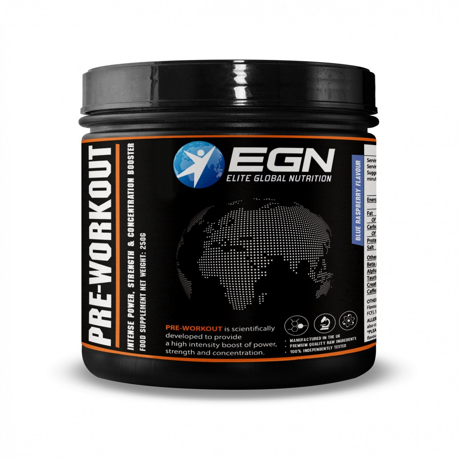 Click to Purchase Pre-Workout